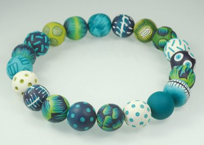 big beads - necklace