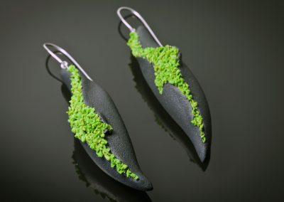 beauty of street life - earrings
