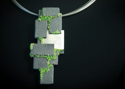 searching for balance - necklace